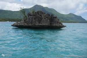 新疆到毛里求斯7晚9天 印度洋中心的顶级度假村自由行