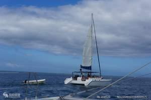 济南出发到毛里求斯旅游7天-自由行-蜜月游-南半球的马尔代夫