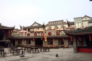 【3月赏花路线】广元去石象湖、黄龙溪古镇二日游|广元到成都