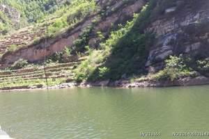 石家庄周边能漂流的旅游景点—石家庄到驼梁二日游