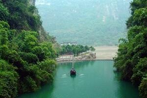 国内旅游线路 青岛到三峡旅游 初二畅游长江三峡6日游