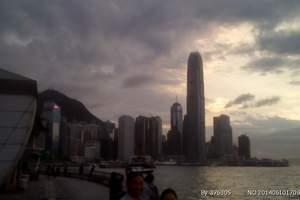 暑假给孩子报夏令营 郑州到香港夏令营  游学香港双飞六日游