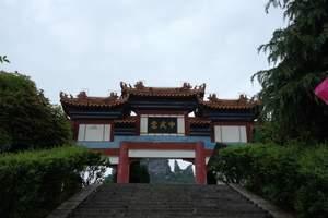 武汉周边二天游武汉到天柱山散客直通车