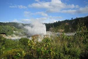 【享趣新西兰】2月大连到新西兰基督城、皇后镇、罗托鲁瓦9日游