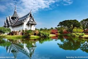 青岛出发去泰国旅游推荐_帝宝尊享泰一地5N7D_全程入住五星