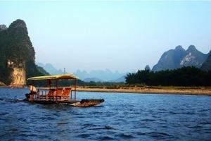 桂林双飞五天游,桂林旅游团价格,海口到阳朔旅游