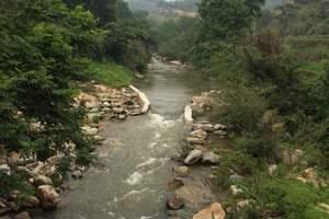 漂流一日游 武汉到京山鸳鸯溪漂流双汽一日游