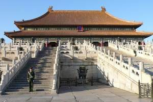 《乐享游》北京双高4日游