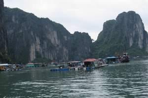 【遇见越南】越南下龙、河内四天世界遗产游(赠贝丘湾+天堂岛)