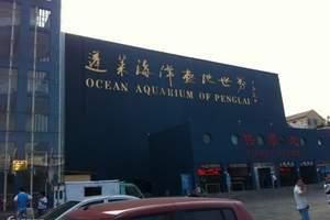 蓬莱海洋极地世界门票 蓬莱海底世界成人票
