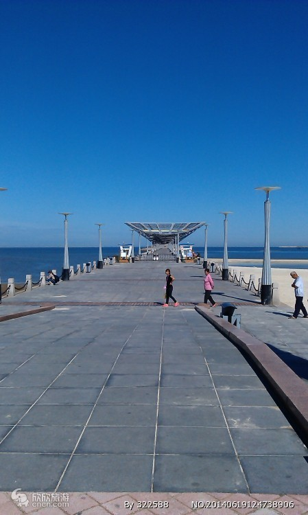 哈尔滨到营口鲅鱼圈,山海浴场,月亮湖,白沙湾双卧4日游