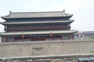 太原到西安旅游:魅力古都-西安 华山+市内双动三日游