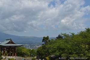 暑假长春到日本都有哪些线路  童话日本亲子纯玩7日游