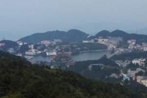武汉去咸宁九宫山全景 隐水洞二日游攻略 武汉至隐水洞旅游报价