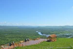 郑州到呼伦贝尔大草原、根河、室韦、呼伦湖、满洲里8日【全陪】