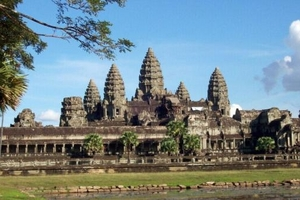柬埔寨旅游攻略,长沙到柬埔寨吴哥窟、金边双飞6日游
