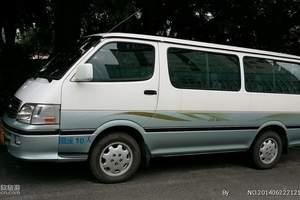 桂林旅游包车:11座金杯面包车