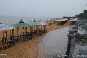白沙湾海滨+住宿+1早2正餐无自费无购物2日游
