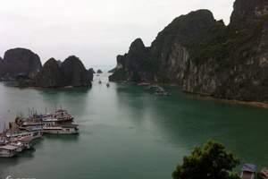 海口到北海,越南下龙湾 河内双邮轮双汽六日游-护照团
