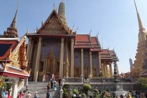西安到泰国六天 西安直飞泰国航班 西安去泰国曼谷芭提雅旅游
