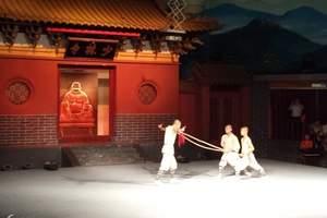 河南文化旅游线路推荐【河南少林寺跟团游一日游】