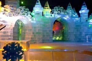 天津热带植物园、四季冰雕、曹庄花卉、风情街一日游【保定出发】