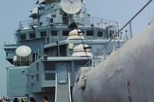 淄博到天津军事夏令营七日 淄博到天津航母军事陆战队夏令营七日
