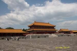 乌鲁木齐出发北大青旅游--北京大连青岛单飞双卧一船12日