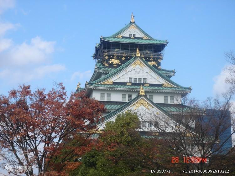 【阪东】大连去日本本州旅游_日本本州双古都全景6日游