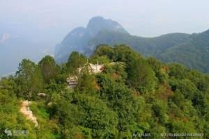 三八妇女节郑州优惠旅游线路:焦作神农山一日游