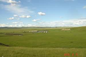 【海拉尔进漠河出】呼伦贝尔大草原、漠河七日游