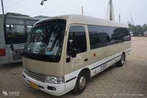 [特价租车]深圳出发-中巴车-单程接送-带司机
