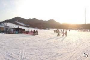 阜新黄家沟滑雪场