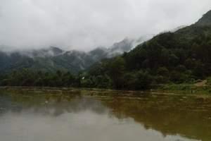 扬州到牯牛降、九华天池、秋浦河、杏花村、平天湖赏秋三日游
