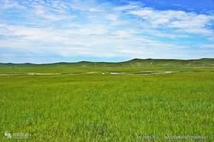 呼伦贝尔草原+满洲里+湿地+阿尔山原始森林5日游