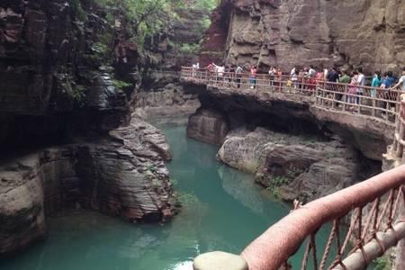 桂林到河南、郑州、开封、洛阳牡丹花、焦作云台山双卧7日游
