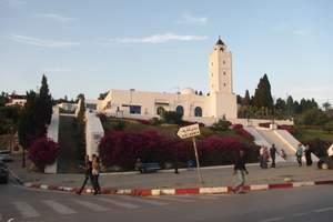 摩洛哥四大皇城、突尼斯哈马马特+蓝白小镇+撒哈拉13天品质游