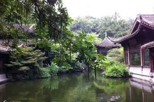 莆田到杭州旅游路线|至尊江南|南京杭州苏州上海纯玩双动六日游