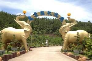 1晚酒店住宿+3D秘境东南亚+意景园水上乐园