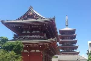 南宁到日本本州魅力赏枫六日游|日本旅游新计划