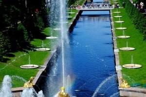 俄罗斯夏宫花园、艾尔米塔什博物馆双飞八日游|俄罗斯旅游线路