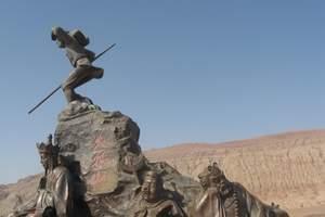 新疆坎儿井景区