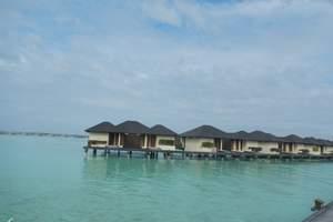 【马尔代夫攻略】中央格兰德岛(一价全包)沙屋4晚6天游