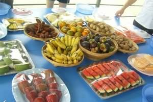 东莞去顺德旅游|十四涌海味街、吃大盘鱼宴、叹水果自助餐一天