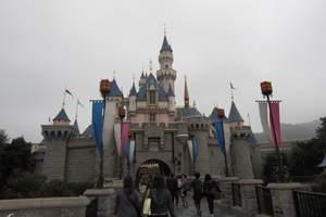 石家庄到迪士尼两日进园、上海市内纯玩双卧六日游