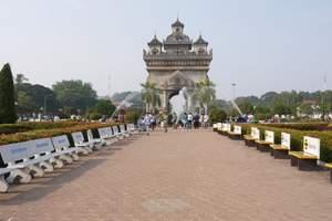 游老挝(昆明出发)万象、万荣、琅勃拉邦双飞6天品质游