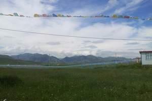 兰州出发--汉藏走廊卓尼大峪沟、禅定寺风情2日游