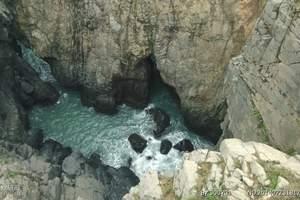 平潭东海仙境石牌洋龙凤头沙滩汽车一日游|海蚀石柱石牌洋