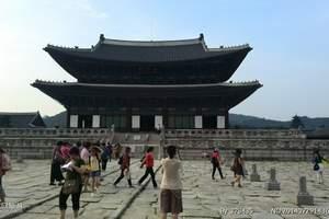 韩国~首尔+济州6日游(韩国旅游行程安排)