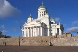 立陶宛、拉脱维亚、爱沙尼亚、芬兰波罗的海四国中世纪之城10日